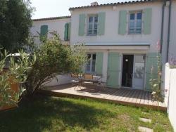 Rental Villa Ile De Re La Couarde Sur Mer Domaine, 10 Domaine En Re, 17670, Loix