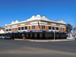 Royal Hotel Moree, 54 Heber Street, 2400, 莫雷