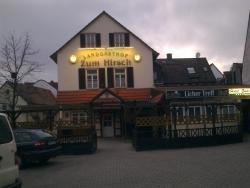 Hotel zum Hirsch am Bahnhof, Untergasse 15, 61440, Oberursel