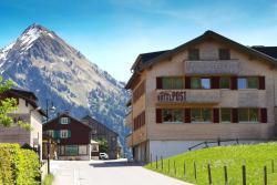 Alpenhotel Post, Argenau 100, 6883, Au im Bregenzerwald