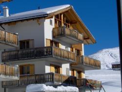 Ferienwohnung Stoffel, Loretzhaus, 7447, Cresta