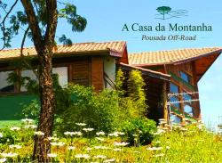 Pousada Off Road A Casa da Montanha, Rodovia 459, Km 192, 37514-000, Delfim Moreira
