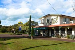 Bandicoot Motor Inn Hamilton, 152 Ballarat Road, 3300, Hamilton