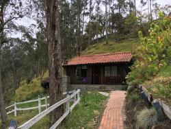 Cabañas Truchas Cocora, Via al valle del Cocora, Vereda Rio arriba ( Valle de Cocora), 631028, Romerales