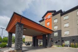 Best Western Plus The Inn at St Albert, 460 Street Abert Trail, T8N 5J9, St. Albert