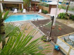 Het Tuintje Apartment, Kaya Firmesa 68,, Santa Catharina