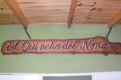 El Quincho del Nono, Amestoy 1036, 7000, Тандил