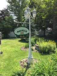 Magnolia B&B, 180 Rue Dufferin, J2G 4X3, Granby