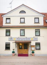 Hotel Garni Krone, Hauptstr. 124, 89250, Senden