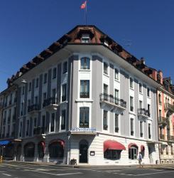 Hôtel des Alpes, Avenue Viollier 1, 1260, Nyon
