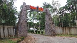 Terra Luna Lodge, Barrio Amazonas Via a Canoayacu, EC150150, Tena