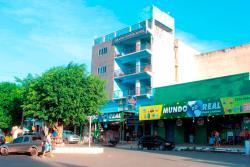 Grand Center Hotel, Rua Floriano Peixoto 903, 68005-060, Santarém