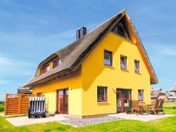Reetdachhaus mit Sauna und Boddenblick - D 128.036A, Am Breetzer Bodden 12D, 18569, Vieregge