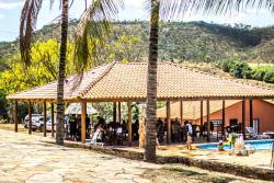 Pousada Serra da Irara, Rod. GO 225  Km 17, 72960-000, Corumbá de Goiás