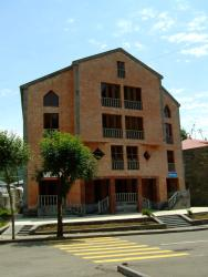 Hotel Central, Shahumyan Street 12, 3701, Jermuk