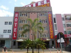 Atlas Hotel Residence, Quadra C01 s/n Lote 07 Frente, 72010-010, Taguatinga