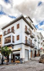 Monteftur Apartahotel, Plaza Pilillas  1, 18270, Montefrío