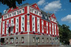 Hotel Strauss, Bismarckstrasse 31, 95028, Hof