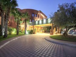 Hotel Eden Airport, Rond Point Es Sénia, 31000, Oran