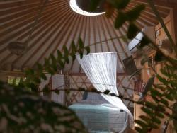 The Yurt in Abirim, Abirim, 13086, Abirim