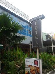 Arianna Hotel, 83 Syed Alwi Road, 207662, Singapur