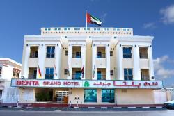 Benta Grand Hotel, Almuteena Road,, Dubai