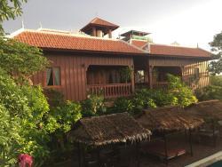 Delux Villa, Phum 20 Uksaphea, Sangkat Svay Por,  Battambang