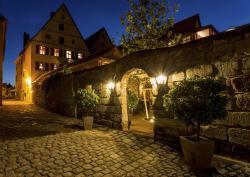 Meiser's Hotel am Weinmarkt, Weinmarkt 10, 91550, Dinkelsbühl