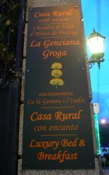 Ca La Gemma i L'Isidre, 22 route des Pyrenees, 66760, Angoustrine