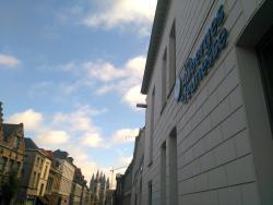 Auberge de Jeunesse de Tournai, Rue Saint-Martin 64, 7500, 图尔奈