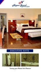 Nippon Grand Hotel Limited, plot 102, Ahmadu Bello Way, Kado Express Way, Abuja-Nigeria, 900211, Gwarinpa