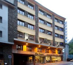 Silken Insitu Eurotel Andorra, Avenida Fiter i Rossell, 51. Escaldes-Engordany, AD700, アンドラ・ラ・ベリャ