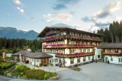 Hotel Hubertus, Am Waldrand 278, 5741, Neukirchen am Großvenediger