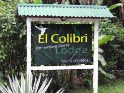 El Colibri Lodge, Carretera a Manzanillo, 1 Km después de Punta Uva,, Manzanillo