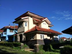Villa Tamie Bumi Ciherang, Jl. Raya Puncak - Cianjur KM 78, Ciherang, Pacet, Cianjur, 43253, Malabar