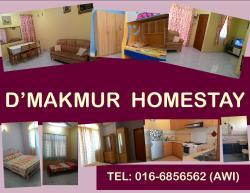 D'Makmur Homestay, 36 Persiaran Makmur Desa Makmur Sg.Merab, Selangor, 43000, Kampong Sungai Merab