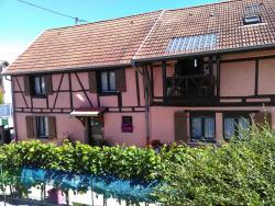 Gites & Camping on the Route des Vins, 32 rue des romains, 68750, Bergheim