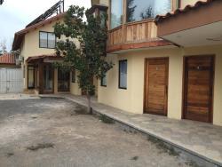 Hotel Estacion, Avenida Riquelme 55 san felipe,, San Felipe