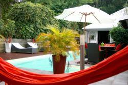 la villa le patio, 16 chemin fond vapeur Chateaubrun, 97180, Douville