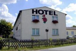 Hotel Zur Rose, Baruther Straße 34, 14959, Trebbin