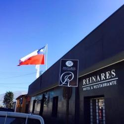 Hotel Reinares, carlos condell  Nº 75, 8340518, San Felipe