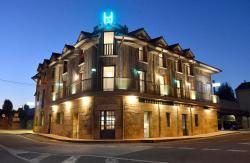 Hotel La Alfonsina, El cruze 29, 39649, Santibáñez de Villacarriedo