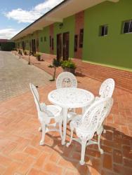 Hotel Recanto Da Floresta, 851 Rua Prefeito Benedito Marinho, 58178-000, Nova Floresta