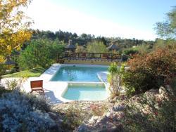 Cabañas Ojos del Viento, Camping el Portecelo, 5176, Villa Giardino