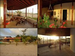 A Casa Redonda De Algodoal, Avenida Beira Mar, 36 Ilha de Algodoal - Maracanã, 68722-000, Algodoal