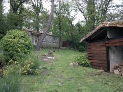 La Cabane des Beaux Chênes, Les Beaux Chênes, 85290, Évrunes