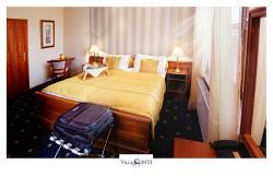 Hotel Villa Conti, Lesní 1277, 39701, Písek
