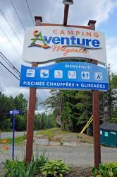 Camping Aventure Mégantic, 1255 route 161, G6B 2S1, Lac-Mégantic