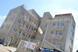 Hotel Africa, Rue Kouyou,, Brazzaville