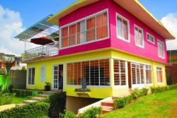 Posada Xochicalli, Calle Linda Vista #10, barrio de Tlacpac. Tenango de las Flores., Huauchinango, Puebla, 73261, Tenango de las Flores